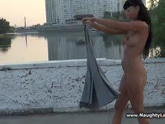 Sexy Russische Vollbusige Milf
